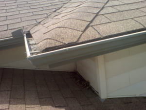 Replacing a roof valley